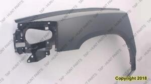 Fender Front Passenger Side Capa Dodge Dakota 2005-2007