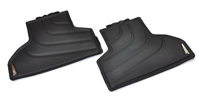 BMW Genuine All Weather Rubber Floor Mats Set Rear F25F26 51472286003