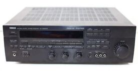 YAMAHA RX-V590RDS STEREO RECEIVER