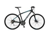 Scott sportster x40 hybrid bike