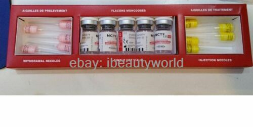 filorga mesotherapy nctf 135ha 5 vials x 3ml new in box tw. Black Bedroom Furniture Sets. Home Design Ideas