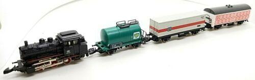 Marklin Z Starter set 1 Freight Train Set (tested)