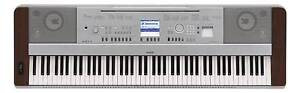 YAMAHA DGX 640W Portable Grand PIANO - FREE STOOL! Forster Great Lakes Area Preview