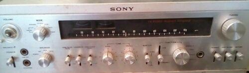 SONY STR 6200F FM STERO RECEIVER SOLID STATE