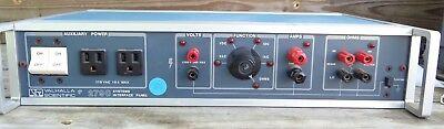 Valhalla Scientific 2790 Systems Interface Panel- Parts Repair