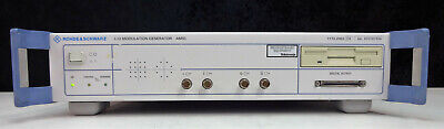 Rohde Schwarz Amiq B1 B2 B3 K11 K12 Modulation Waveform Generator