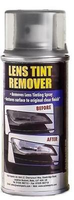 LENS PAINT TINT REMOVER SPRAY HEADLAMP HEADLIGHT INDICATOR FOR MOTORBI