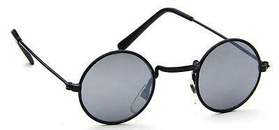 Aviator Toddler Baby Sunglasses Retro Lennon Style Vintage Round Fashion](Baby Aviators)