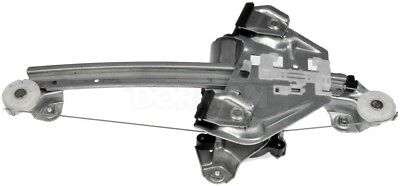 FITS 1998-2000 CADILLAC SEVILLE DRIVER LEFT REAR WINDOW REGULATOR MOTOR ASSEMBLY