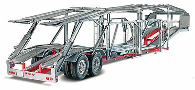 Revell Auto Transport Trailer 1/25 model kit new 1509