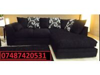Luxury Corner sofa left / right chaise £249