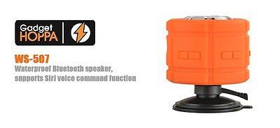Bluetooth Altavoz de Ducha 50mm 5W Baño Impermeable NFC Inalambrico Top Calidad