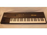 Ensoniq Mirage DSK Digital Sampling Keyboard plus extensive sample library. Slightly faulty.