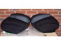 Harley Davidson T Sport Leatherpros Retro Saddle bags