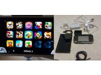 Wii U Console Zelda Edition + 13 Wii U games on SD + Wiimote Plus