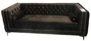 Velvet Sofa (HC700)