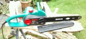 Bosch AKE 40 S electric chainsaw