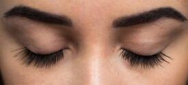 Eyelash extensions £30.00