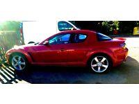 Mazda rx8 52,000 miles