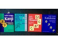 Japanese Language and Writing Guides