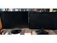 "LG 22"" MONITORS FOR SALE (VGA)"