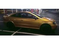 1.8 astra coupe mk4 12mths mot drives spot on engine mint couple age related marks