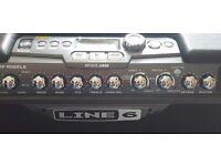 LINE 6 SPIDER JAM 75 WATT AMP