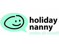 Holiday Nannies - Recruiting for Summer 2017