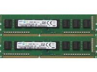 8GB PC RAM DDR3 PC3-12800 for sale.