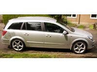 Vauxhall Astra 2.0 Sri Turbo Estate- 50450 miles