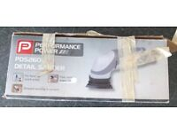 Performance Power Detail Sander 260w PDS260