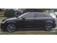 Audi A3 2.0 TDI SLine Black 2013