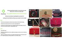 YSL / Yves Saint Laurent Handbag -- Read the description before repling to this ad!!