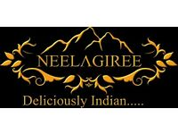 Indian Chef /Restaurant in charge/bar tenders/waiting staff