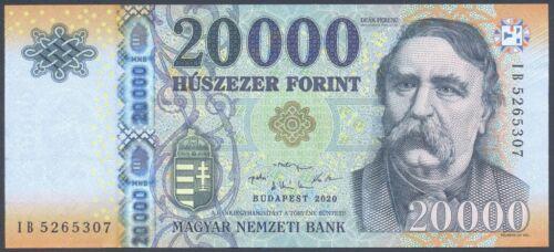 Hungary 20.000 Forint 2020 UNC