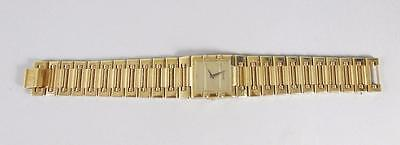 PIAGET DANCER 80317 18K SOLID GOLD MEN'S QUARTZ WATCH 94 GRAMS