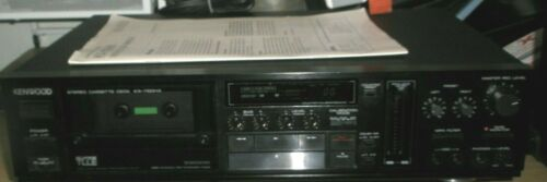 Kenwood KX-1100 Stereo Cassette Tape Player
