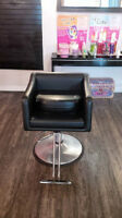 Hair Salon Chair For Sale - Price Is Negotiable!