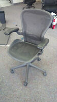 Herman Miller Aeron Chairs from $299