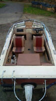 Power boat for sale