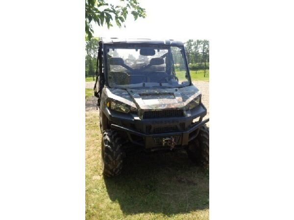Used 2013 Polaris Ranger XP 900 Browning