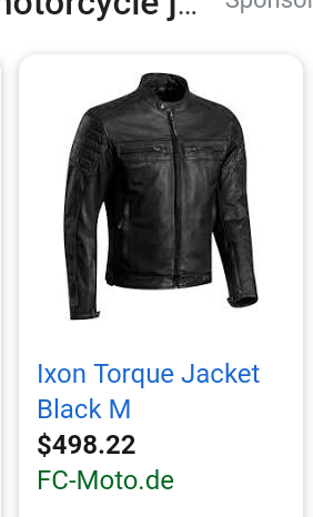 0f1b5824bd4 Brand new torque motorcycle leather jacket