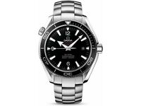 Omega Seamaster Planet Ocean 42mm Just serviced and polished with warranty