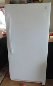 Kenmore upright freezer for sale