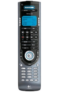 Logitech Harmony 550 Universal Remote, LCD Display, Backlit