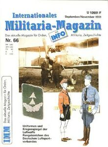 MILITARIA-66-COLLECTOR-MAGAZINE-from-GERMANY
