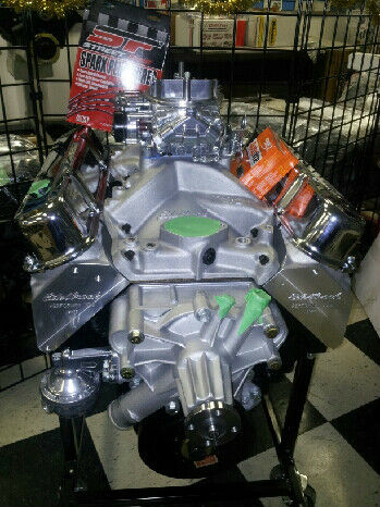What Is A 408 Stroker Motor