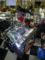 500 HP Chevy 350/383 Stroker (Carb to Pan)(TBS Engines 1979) Edmonton Edmonton Area Preview
