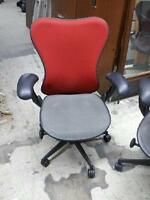 OFFICE CHAIRS BY HERMAN MILLER MIRRA STYLE ONLY 195.00 Mississauga / Peel Region Toronto (GTA) Preview