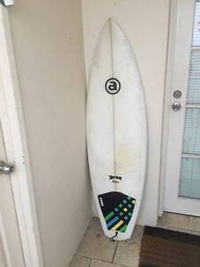 5'8 19 1/2. 2 5/16. Surfboard By pete anderson $ 115 Inglewood Stirling Area Preview